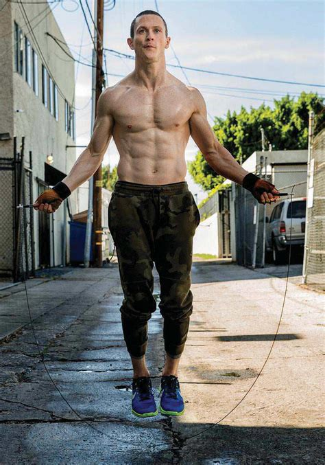 Jonathan Tucker is TV's Fittest Star