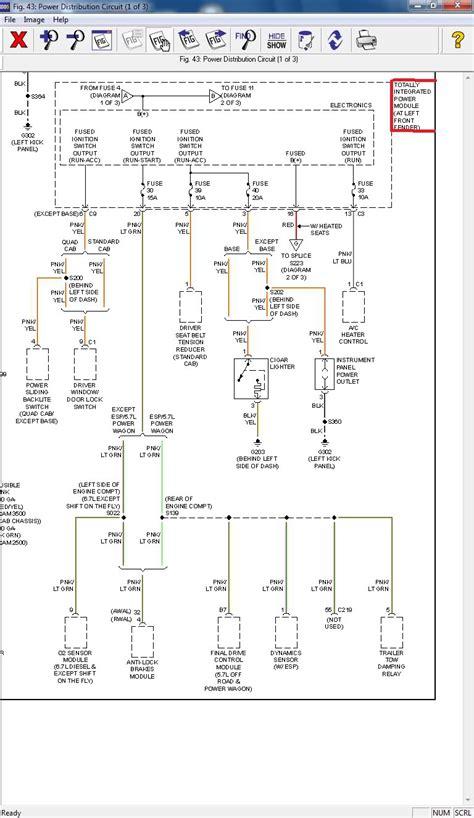 2006 dodge ram cummins wiring diagram somurich