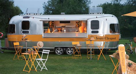 Airstreams on Pinterest   Airstream, Backyard Studio and Champagne Bar