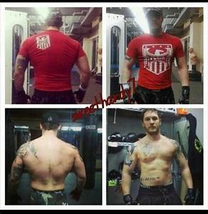 Tom Hardy Warrior Work Outs