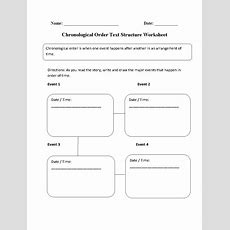 Englishlinxcom  Text Structure Worksheets