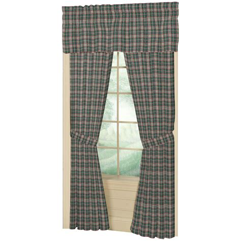 plaid fabric by the yard for curtains curtain