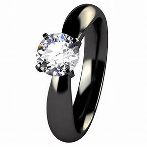 black wedding rings for women 2013 inofashionstylecom With black ring wedding