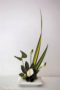 Ikebana ... inspiracja na nasz stół. | Wariacje wokół ...