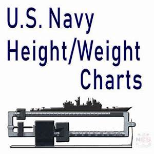 Weight Chart According To Height For Height And Weight Chart Navy