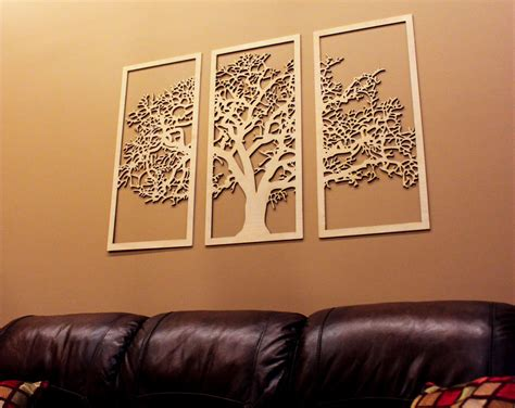 Tree Of Life Wall Art  Trees  Pinterest  Wood Wall Art