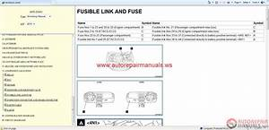 Mitsubishi Asx 2015 Service Manual Cd