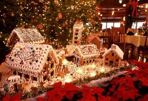 gingerbread town pictures   images  facebook