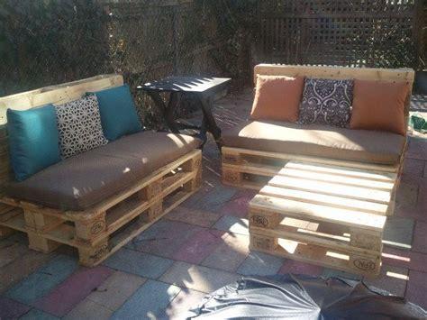 10+ Best Ideas About Pallet Outdoor Furniture On Pinterest