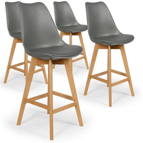 chaise scandinave bois pas cher d 233 co