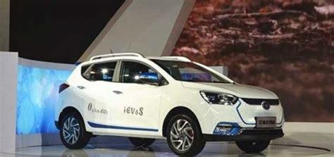 chinskie samochody elektryczne samochody elektryczne