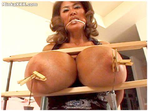 Ll Need To Please Them 54Kkk Japanese Legend Minka Discovers Captured In Pain With A