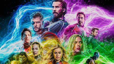 avengers endgame poster wallpaper  mortal