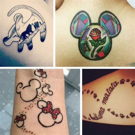 Tatouage Disney  On Retombe En Enfance !  Album Photo