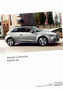 Download Audi A3 Owners Manual    Zofti