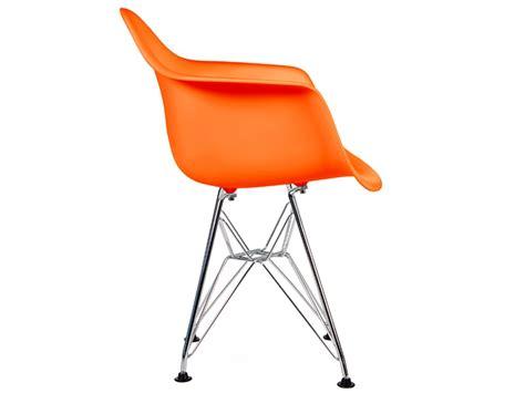 chaise eames enfant chaise enfant eames dar orange