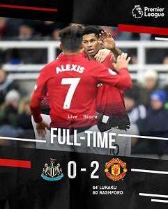 Newcastle United 0-2 Manchester United Full Highlight ...
