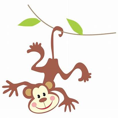 Animal Clipart Jungle Clip Monkey Clipartmag