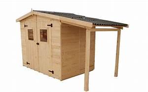 Bucher A Bois : abri de jardin en bois avec bcher eden montage ~ Edinachiropracticcenter.com Idées de Décoration