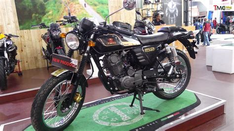 Benelli Motobi 152 Image by Benelli Cafe Racer 152 Specs Reviewmotors Co