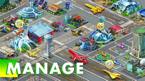 airport city airline tycoon apps on play