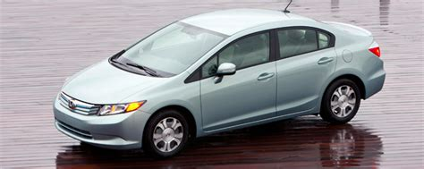 2012 Honda Civic Hybrid Review: Car Reviews