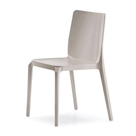 chaise en polycarbonate blitz 640 chaise pedrali en polycarbonate empilable en
