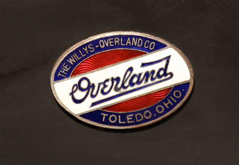 willys overland logo overland cartype