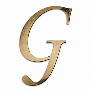 individual script letters wall decor letter g With large letter g wall decor
