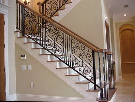 Indoor railing ideas, small space interior design stairs