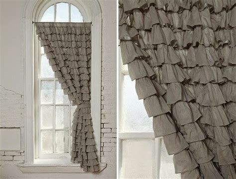 grey ruffle blackout curtains 10 modern curtains designs and ideas for colors and fabrics