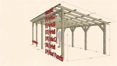 pole barn construction techniques building