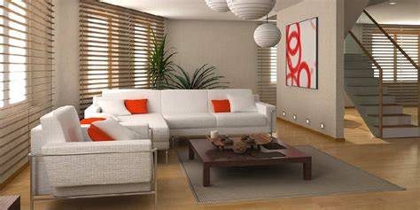 Living Room Decoration White Sofa
