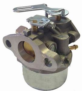 Carburetor For Tecumseh 5 Hp Snowking Snowthrower