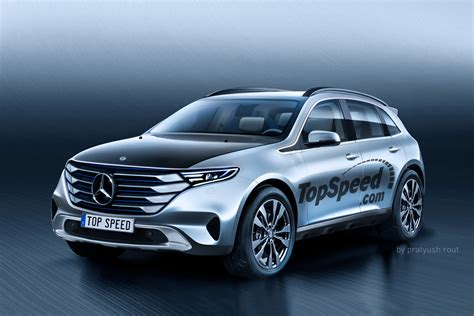 Upcoming Electric Suv by 2020 Mercedes All Electric Suv Gallery 697079 Top Speed