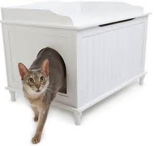 cat furniture litter box cat litter box furniture diy