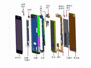 G7 Huawei G7 Smart Phone Repair Reference Schematic Pcb