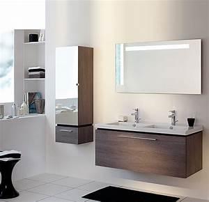meuble salle de bain sanijura lateral atout kro With sanijura meuble salle de bain