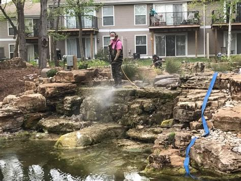 Meyer Aquascapes by Pond Installation Maintenance Contractor Cincinatti