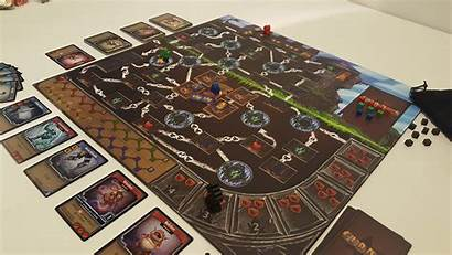 Clank Thieve Boardgame Way Piece Geek Clearly