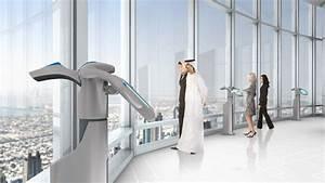Highest observation deck burj khalifa breaks guinness for Burj al khalifa how many floors