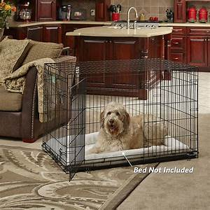 folding dog crate all pet cages With collapsible mesh dog crate