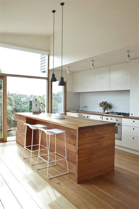 modern kitchens cabinets 1000 ideas about island bench on kitchens 4230