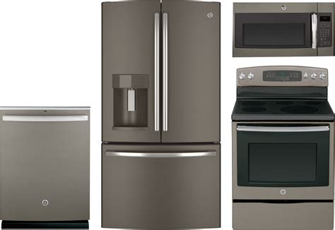 Piece Kitchen Package With Jb750efes Electric Range
