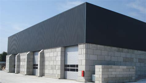 brick mailbox industrial buildings interlocking concrete blocks with