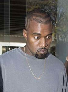 Kanye West Haircut Designs 2017 Pictures   Celebrity ...