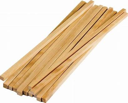 Wooden Square Dowels Stem Count Resources
