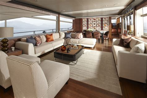What's Inside Of Luxury Yacht?