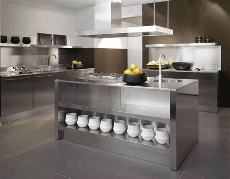 adding a kitchen island stainless steel kitchen designs
