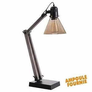 Lampe Style Industriel : catgorie lampe de salon du guide et comparateur d 39 achat ~ Teatrodelosmanantiales.com Idées de Décoration